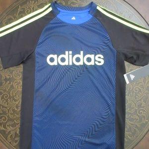 NWT Boy's Adidas Athletic Shirt
